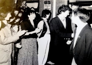 Official Opening of St. Augustine Premises, 1984